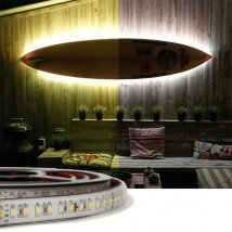 5 meter Dual White Premium led strip voor buiten losse strip