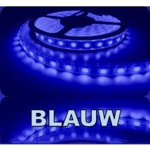 100 t/m 150 cm aquarium LED strip Blauw