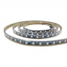 5 meter WS2811 digitale RGB led strip Premium - losse strip