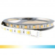 2 meter Dual White led strip Premium met 240 leds - losse strip