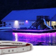 2 meter RGB Basic led strip voor buiten losse strip