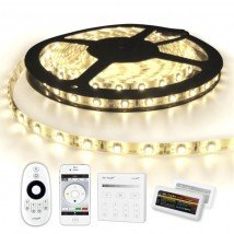 30 METER - 1800 LEDS complete led strip set Helder Wit