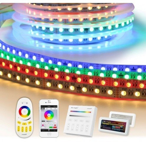 35 meter RGBW led strip complete set - Premium 2520 leds