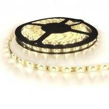 5 meter led strip HELDER WIT - 300 leds