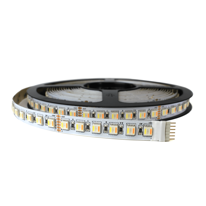 RGBWW LED STRIPS