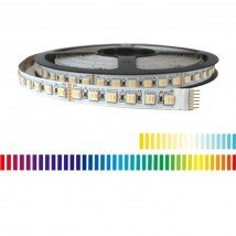 8 meter RGBWW led strip Pro met 768 leds - losse strip