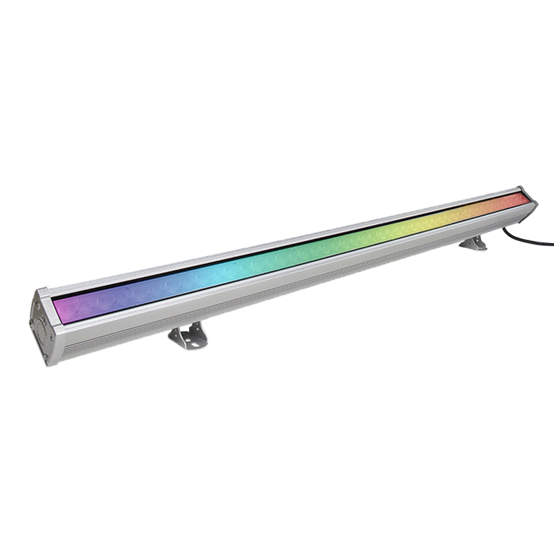 LED Wall Washer 24W RGBWW - LED breedstraler in Multicolor + Wit