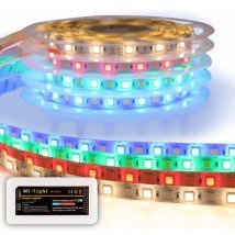 RGBW led strip Basic met Milight controller 1 tot 10 meter