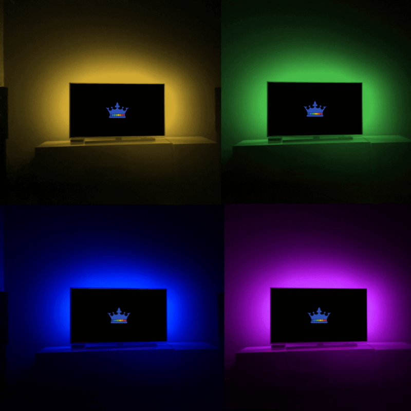 TV led strips