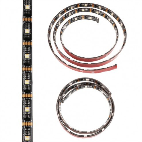 USB led strip RGBWW van 70 cm losse strip