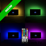 Complete TV backlight USB led strip sets