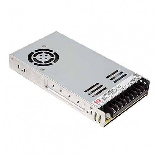 Meanwell professionele voeding 24V 350W LRS-350-24