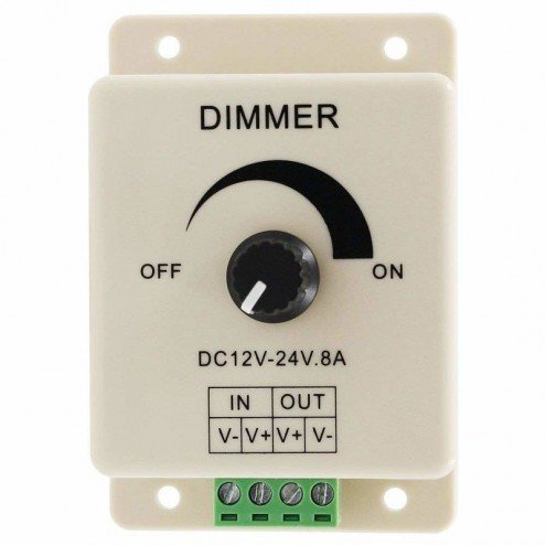 Opbouw dimmer 'basic'