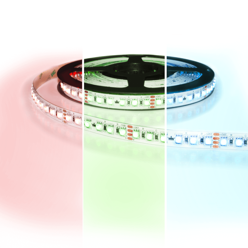 1 meter - 120 LEDS - RGB PRO led strip