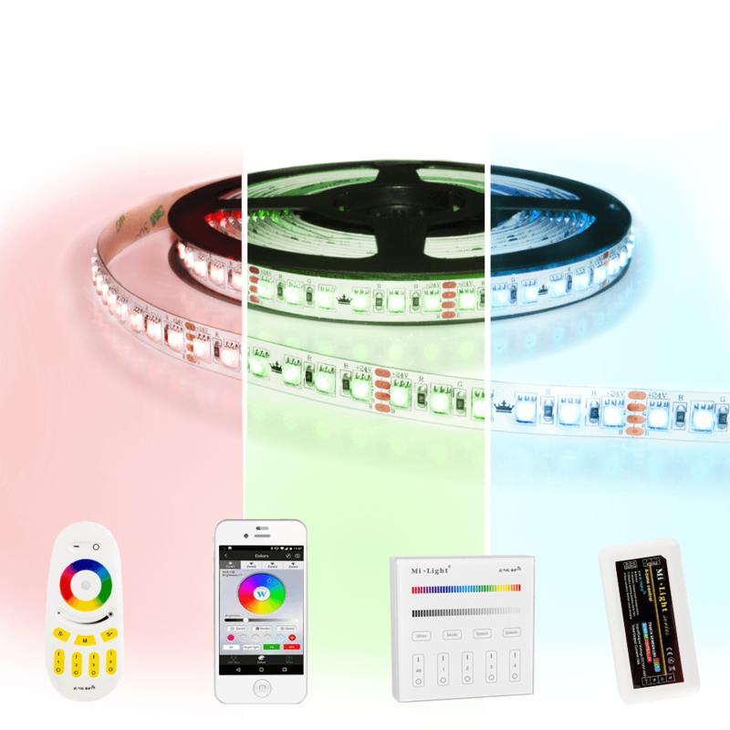 17 meter RGB Pro led strip complete set - 2040 leds