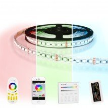 40 meter RGB Pro led strip complete set - 4800 leds
