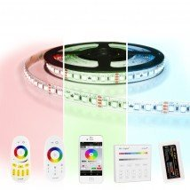 5 meter RGB Pro led strip complete set - 600 leds