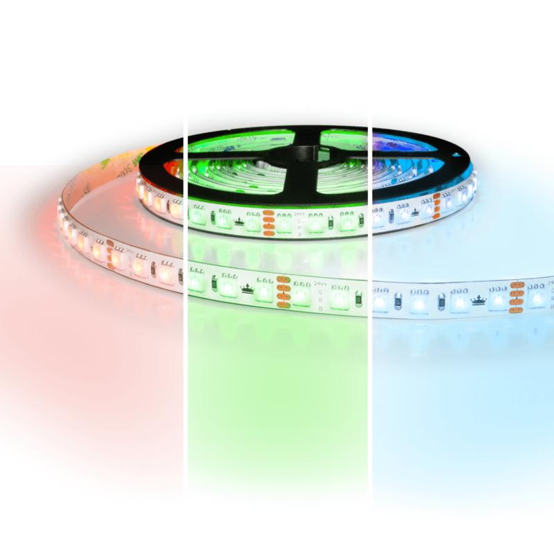 9 meter - 864 LEDS - RGB PRO led strip