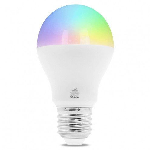 Zigbee LED lamp RGBWW 6W E27 fitting - Hue alternatief LED lamp