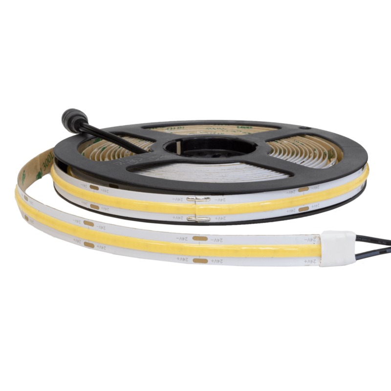 COB led strips Helder Wit