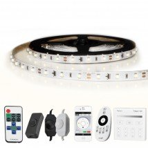 1 METER - 60 LEDS complete led strip set Helder Wit
