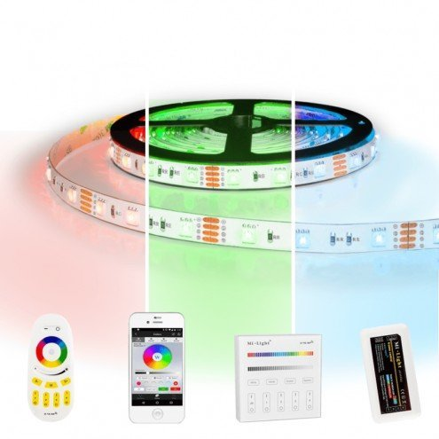 17 meter RGB led strip complete set - 1020 leds