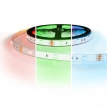 3 meter - 90 LEDS - RGB led strip