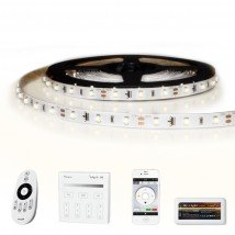 45 METER - 2700 LEDS complete led strip set Helder Wit