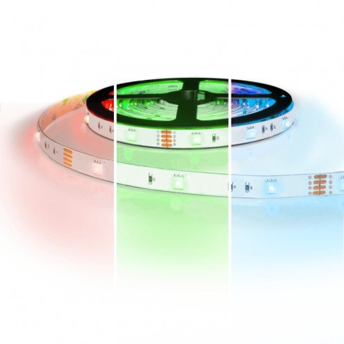 5 meter - 150 LEDS - RGB led strip
