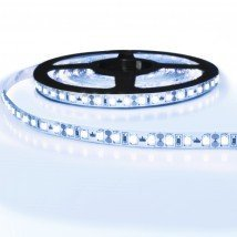 5 meter led strip IP20 12V of 24V - Koud wit 6500K - 120 leds p/m