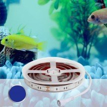 50 t/m 70 cm aquarium LED strip Blauw