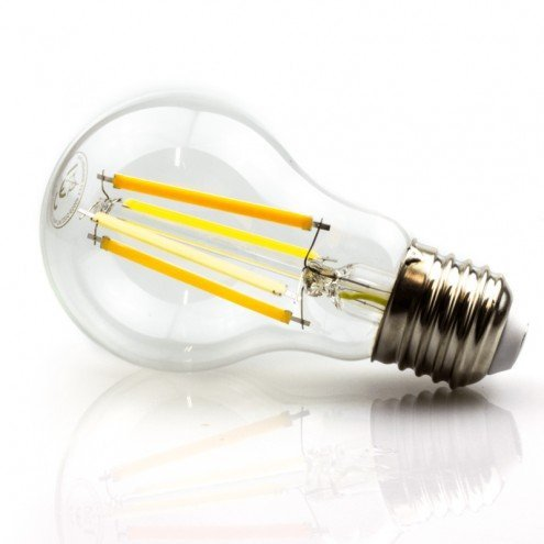 Zigbee LED filament lamp Dual White 7W E27 fitting - Hue alternatief LED lamp