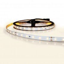 10 meter constant current led strip IP20 24V - 1 lange lengte - 600 leds warm wit 2700K