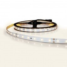 10 meter led strip constant current warm wit 3000 Kelvin - 600 leds 24V met IP20 bescherming