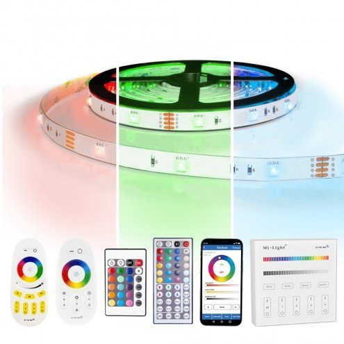 12 meter RGB led strip complete set - 360 leds