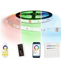 25 meter RGB led strip complete set - 750 leds